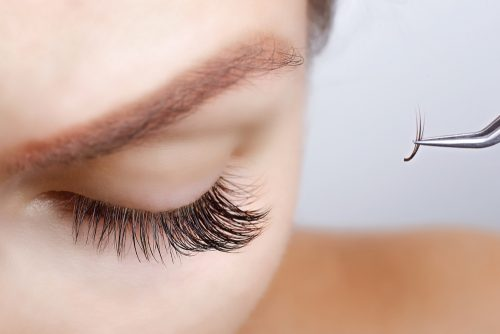 Eyelash Extensions - Half Set