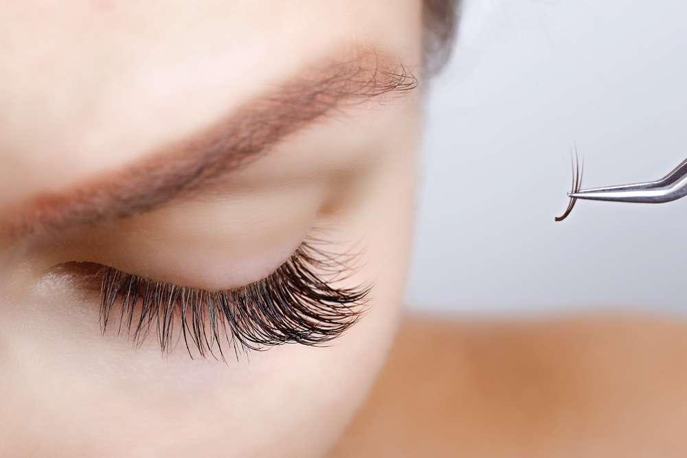 Eyelash Extensions - Half Set