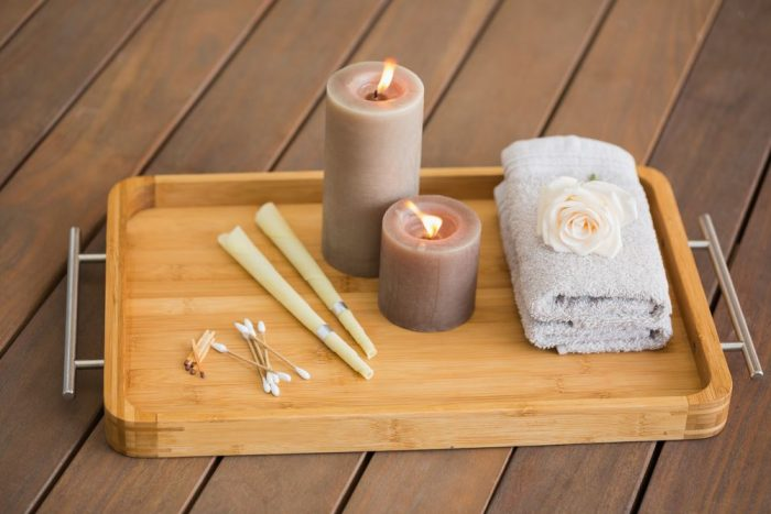 Thermo Auricular Therapy/Hopi Ear Candles