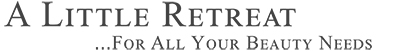 A Little Retreat Logo
