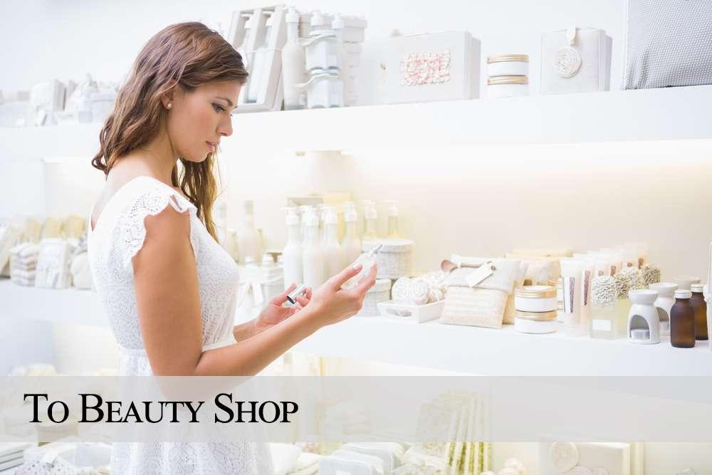 To Beauty Shop