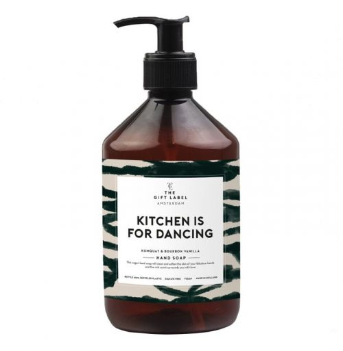 hand soap, hands, cleanse, wash, the gift label